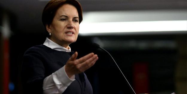 İYİ Parti Lideri Meral Akşener'den, Devlet Bahçeli hakkında suç duyurusu!