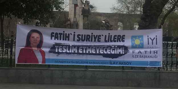 İYİ Parti'den büyük provokasyon!