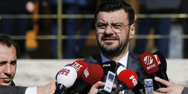İYİ Parti'den istifa eden vekilden FETÖ çıkışı