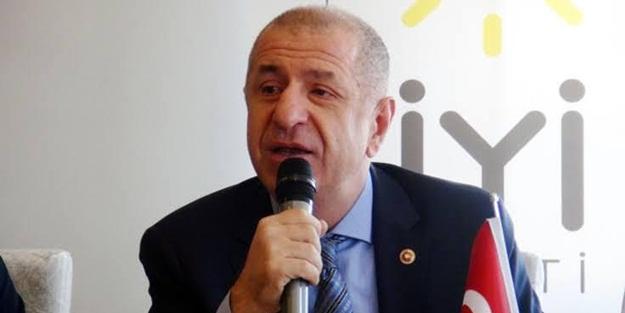 Ümit Özdağ, genel idare kuruluna aday olmayacağını açıkladı…
