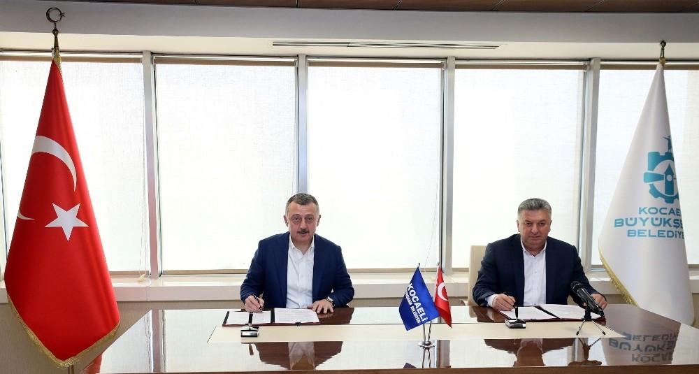 İZAYDAŞ ile TES-İŞ arasında toplu sözleşme imzalandı