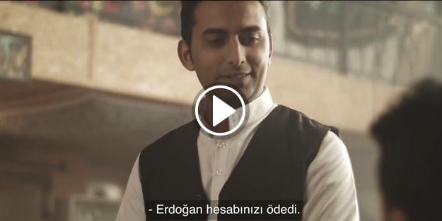İzlenme rekorları kıran video! 'Türkiye Türkiye'den büyüktür'