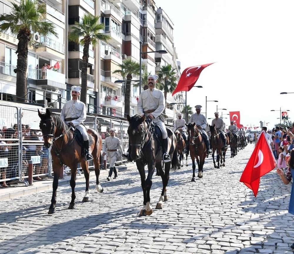 İzmir, 9 Eylül coşkusuna hazır