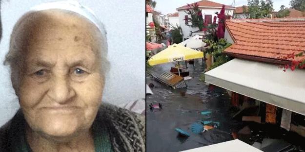 Fatma teyzenin Türkiye'de tsunamiden ölen ilk kişi olduğu iddia edildi