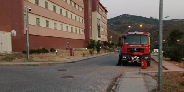 İzmir Valiliği'nden Geri Gönderme Merkezi'nde çıkan yangın ile ilgili açıklama