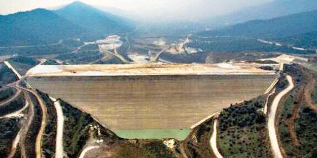 İzmir'de 29 baraj hizmete girdi
