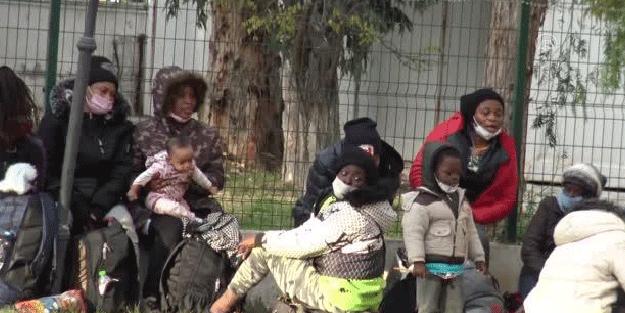 388 sığınmacı kurtarıldı