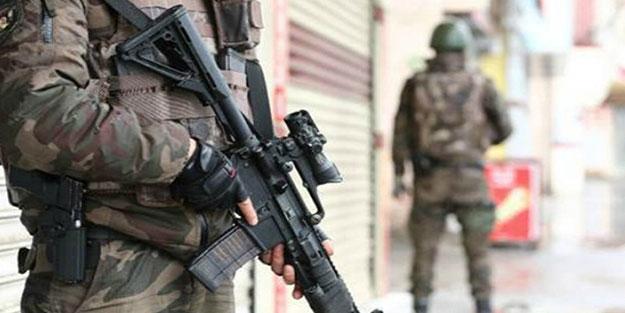 İzmir'de eş zamanlı PKK/KCK operasyonu