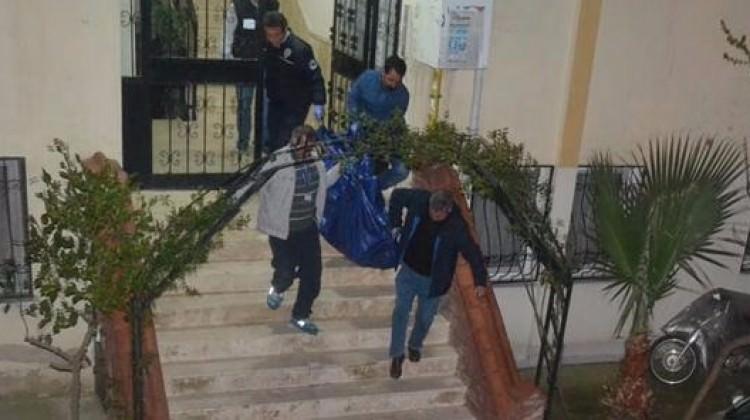 İzmir'de korkunç olay! Poşete sarılı halde bulundu