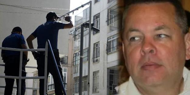 İzmir'de misyoner ajan Brunson nöbeti sürüyor!