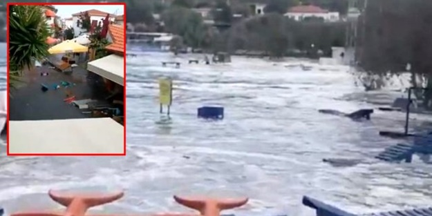 Tsunami uyarısı: Körfez tehlike altında!