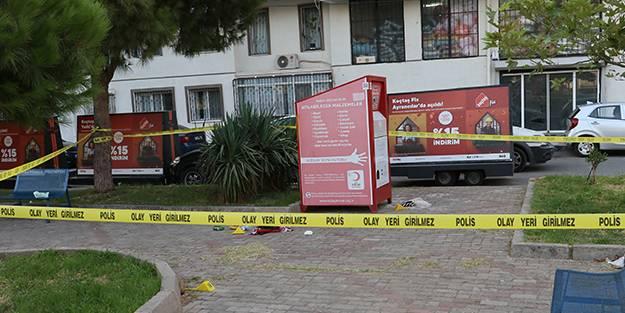 İzmir'de park kana bulandı! Ölü ve yaralılar var