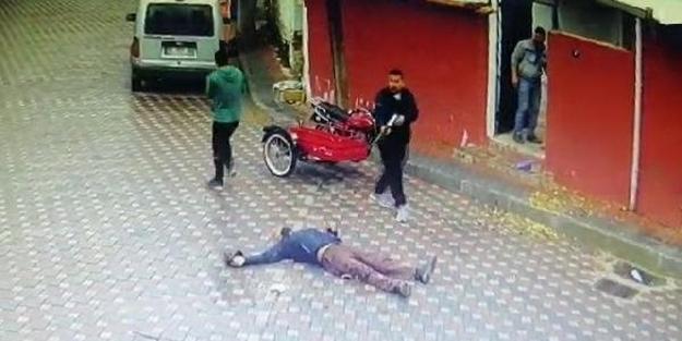 İzmir'de sokak ortasında korkunç cinayet! Defalarca ateş etti
