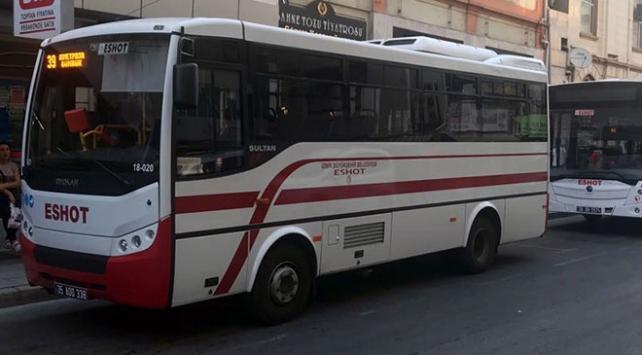 İzmir'de ulaşıma yüzde 5 zam yapıldı