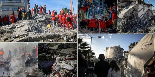 İzmir'deki depremde hangi binada kaç kişi hayatını kaybetti?