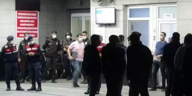 İzmir'deki kavgada silahlar konuştu