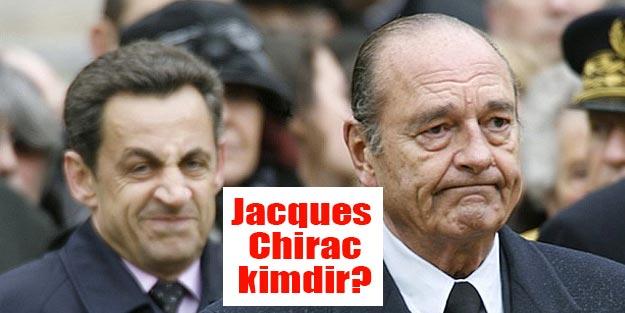 Jacques Chirac kimdir? Macron'un selefe Fransa eski Cumhurbaşkanı Jacques Chirac öldü mü?
