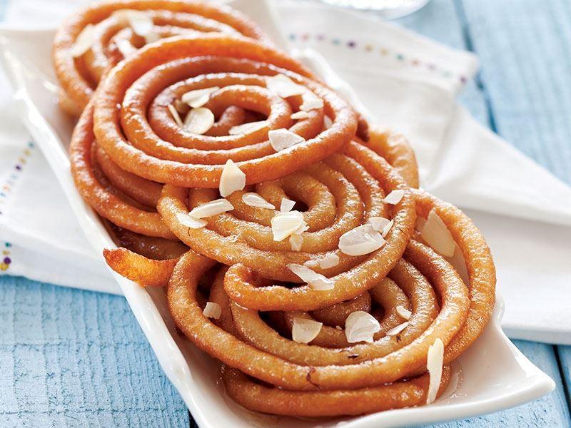 Jalebi nasıl yapılır? Hint tatlısı yapımı tarifi ve malzemeleri