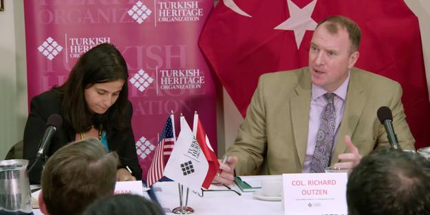 James Jeffrey'nin Başdanışmanından PKK açıklaması: Çağdışı ve bir terör örgütü!