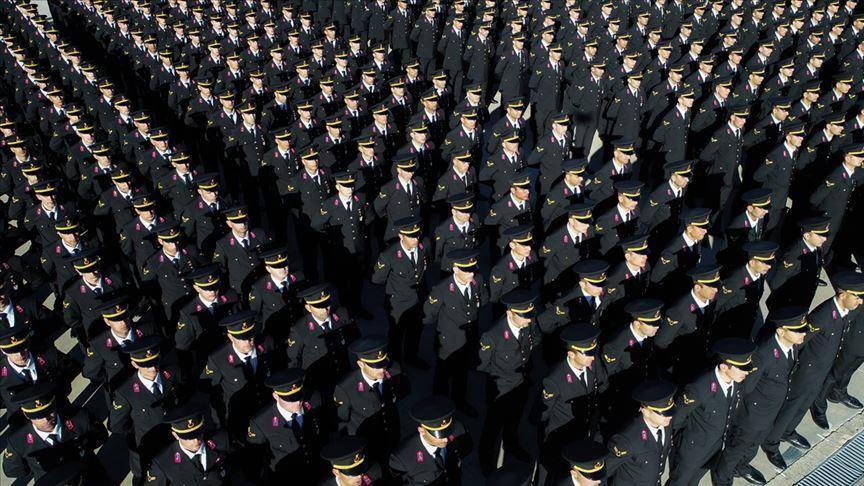 Jandarma ve Sahil Güvenlik Akademisine öğrenci alımı için başvurular başladı