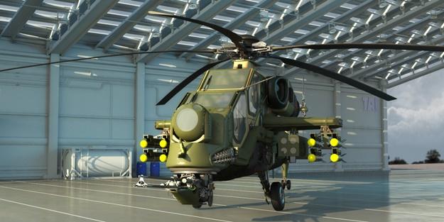 Jandarma'dan yeni T129 ATAK siparişi