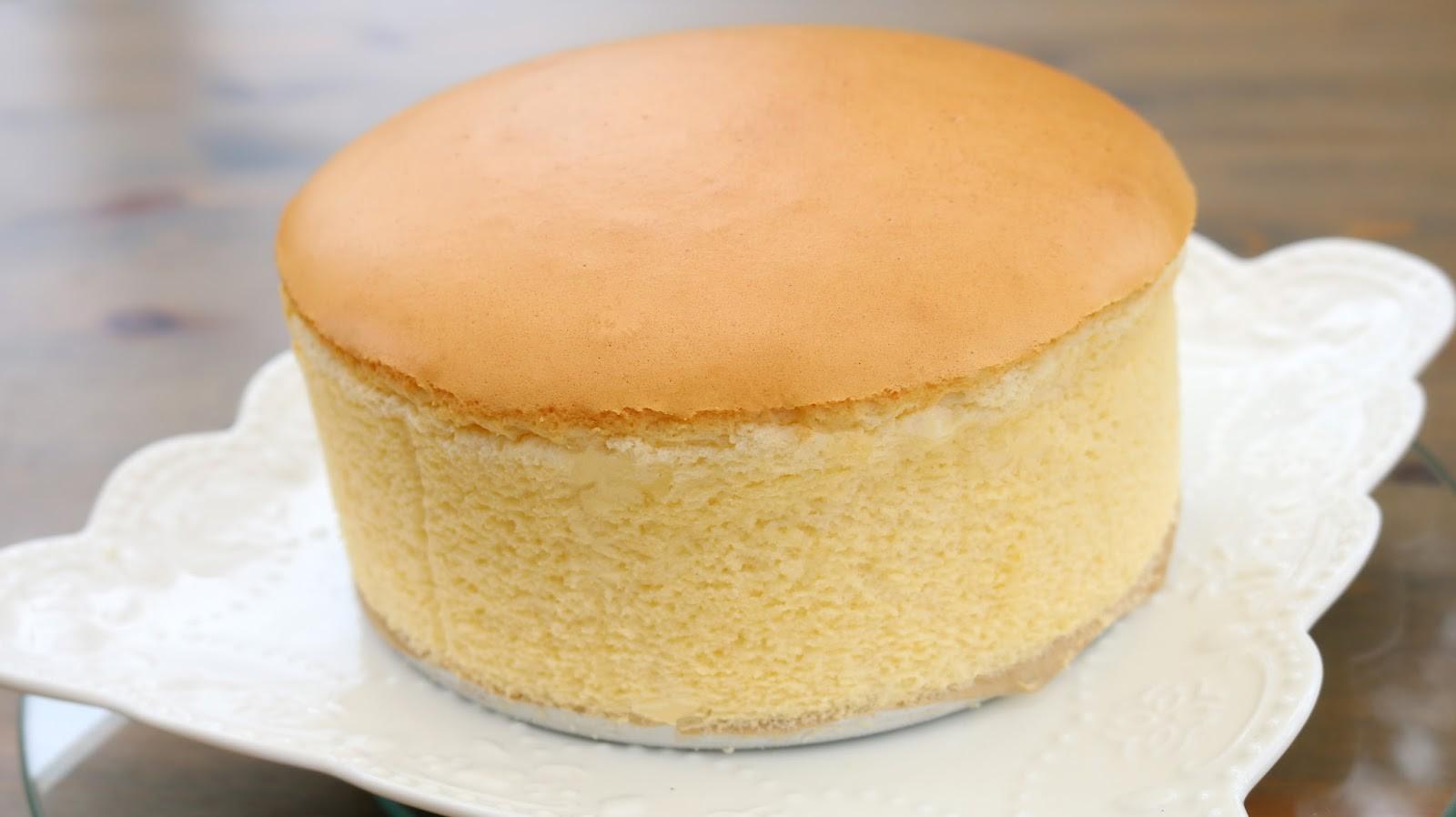 Japon cheesecake tarifiyle dillere destan kek yapımı