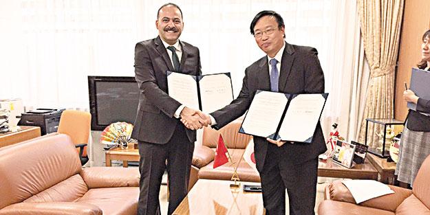 Japonya ile 5G için ortak bildiri imzalandı