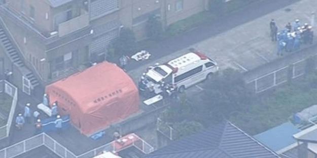 Japonya'da bıçaklı dehşet: 19 ölü