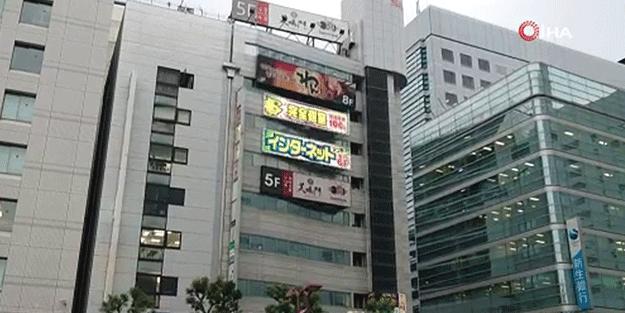 Japonya'da hareketlilik! 24 saattir rehin tutuluyor