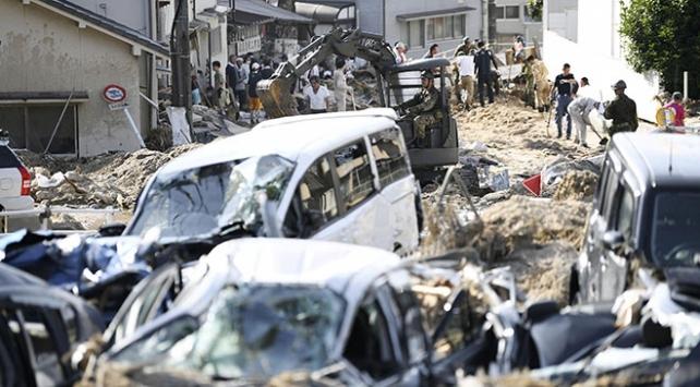 Japonya'da sel ve toprak kaymalarında bilanço ağırlaşıyor: 156 kişi öldü