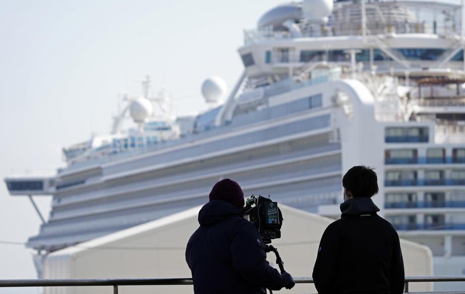 Japonya'daki yolcu gemisinden 1 kişi daha hayatını kaybetti