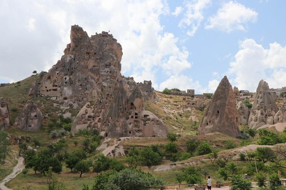 """Jeofizik Mühendisi Ergül: """"Depremde en güvenli bölge Kapadokya bölgesidir"""""""