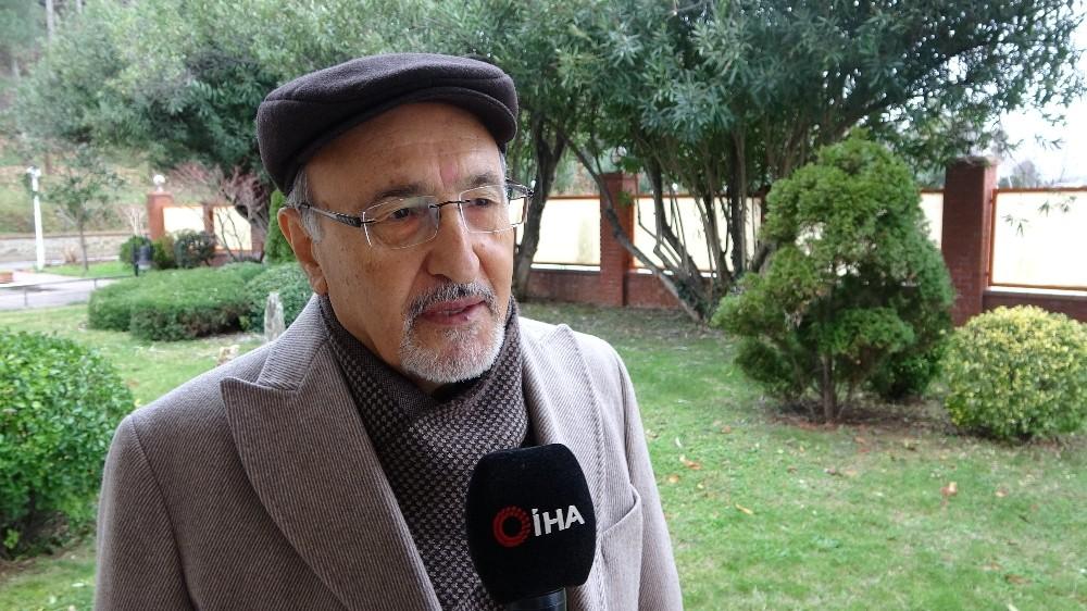 Jeoloji Mühendisi Prof. Dr. Osman Bektaş: