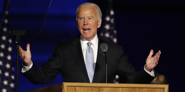 Joe Biden'dan sürpriz İran hamlesi