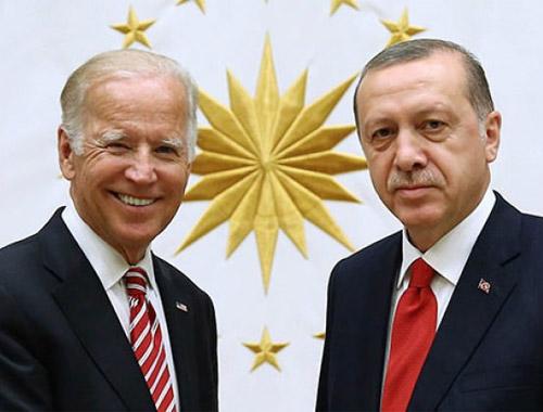 Joe Biden'in Türkiye ziyareti dünya basınında!