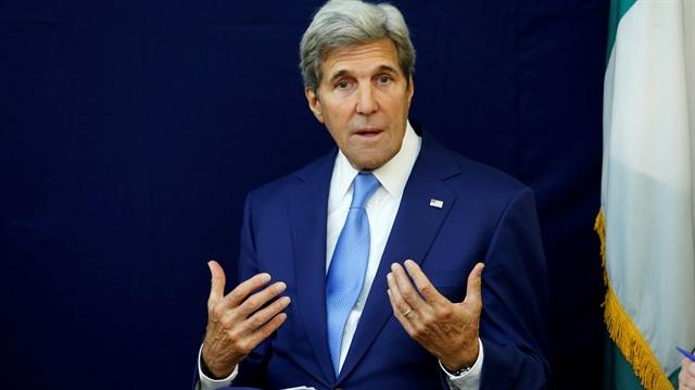 John Kerry'den PYD'ye destek itirafı