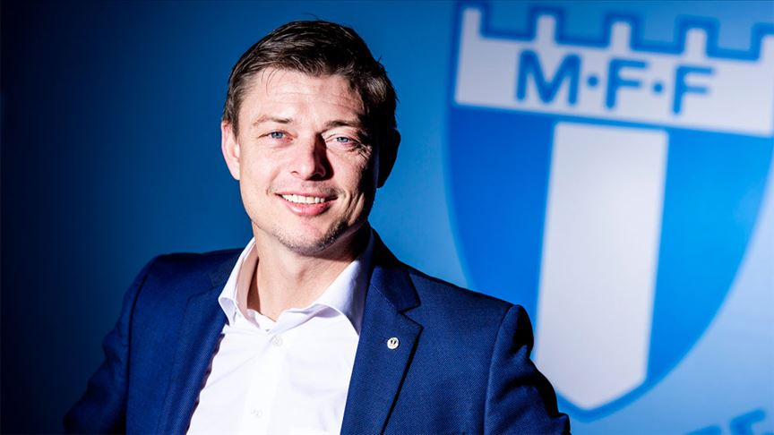 Jon Dahl Tomasson, Malmö'nün teknik direktörü oldu