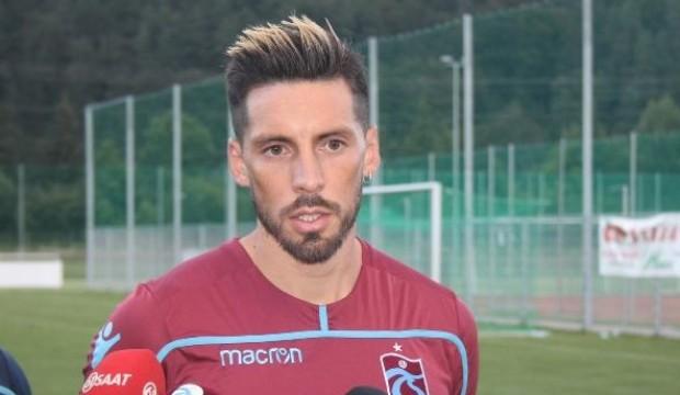 Jose Sosa Trabzonspor kararını açıkladı