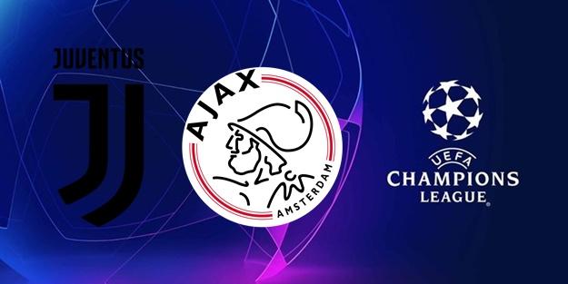 Juventus Ajax maçı ne zaman saat kaçta hangi kanalda?
