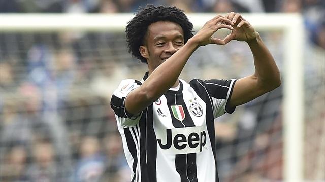 Juventus Juan Cuadrado'nun bonservisini aldı
