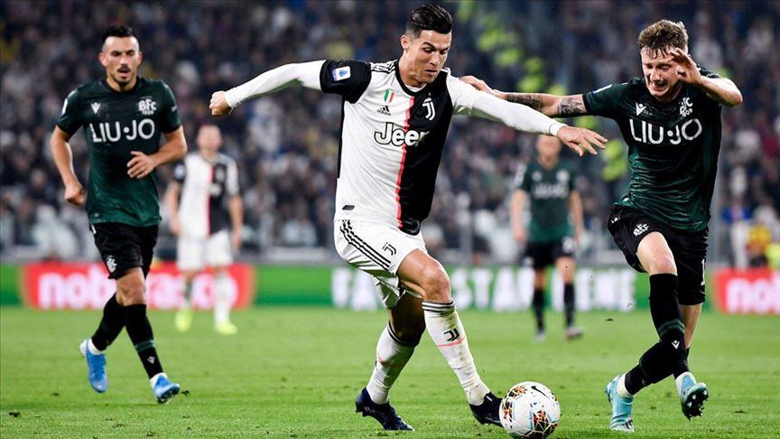 Juventus zorlanarak kazandı