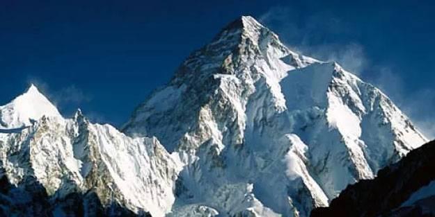 K2 dağında 3 dağcının cesedine ulaşıldı