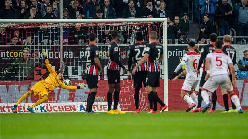 Kaan Ayhan'ın golü Fortuna Düsseldorf'a galibiyet için yetmedi