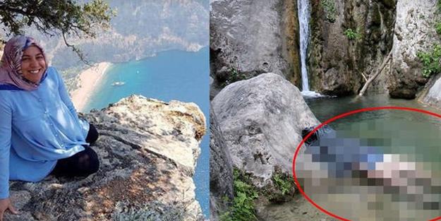 Kabak Koyu'nda korkunç ölüm! 7 aylık hamile kadın da...