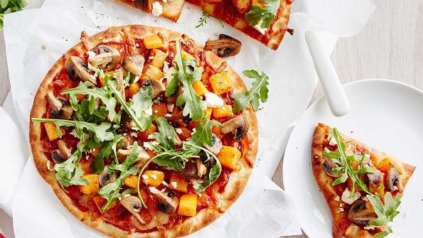 Kabak pizza nasıl yapılır? Kabak pizza tarifi