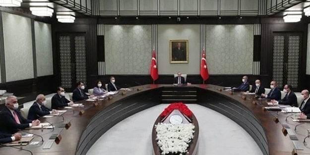 Kabine toplantısı son kararlar neler? Kabine toplantısı ne zaman?