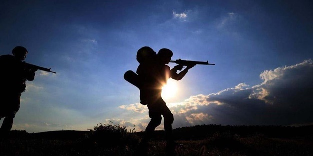 Kaçacak hiçbir yer yok! Irak ve Suriye'de 8 terörist imha edildi