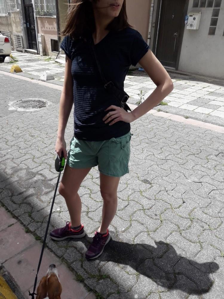 Kadıköy'de 'köpek' tartışması karakolda bitti