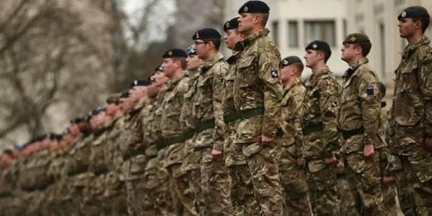 Kadın askerleri koruyamıyorlar! İngiliz ordusunda tecavüz skandalı