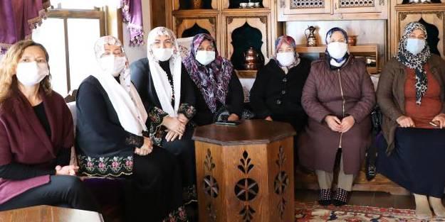Kadın çiftçiler Bursa'da
